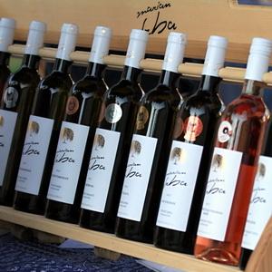 Mnoho druhů vynikajicích vín